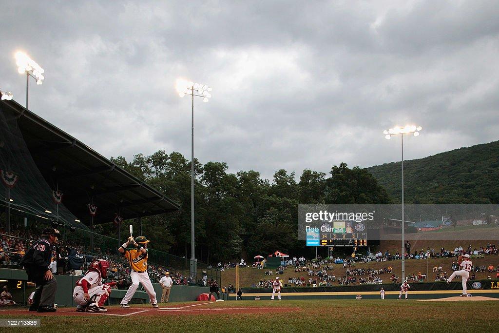 2011 Little League Baseball World Series : News Photo