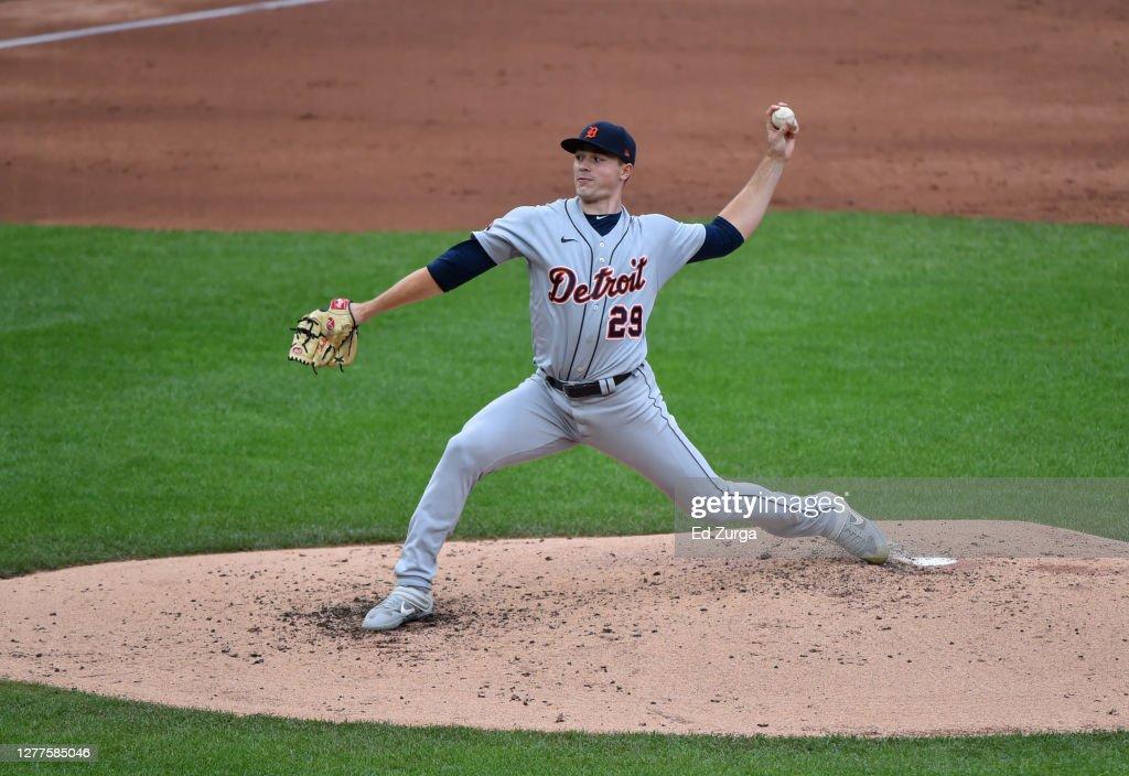 Detroit Tigers v Kansas City Royals : News Photo