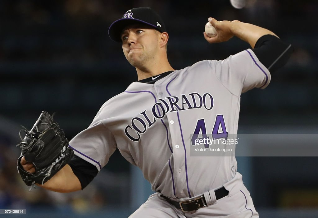 Colorado Rockies v Los Angeles Dodgers