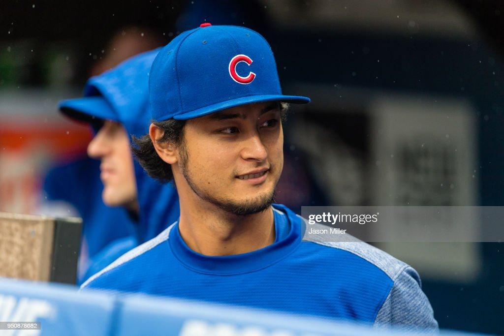 Chicago Cubs v Cleveland Indians : ニュース写真