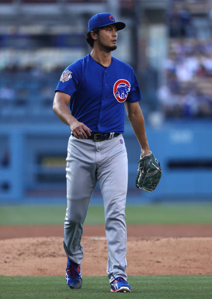 CA: Chicago Cubs v Los Angeles Dodgers