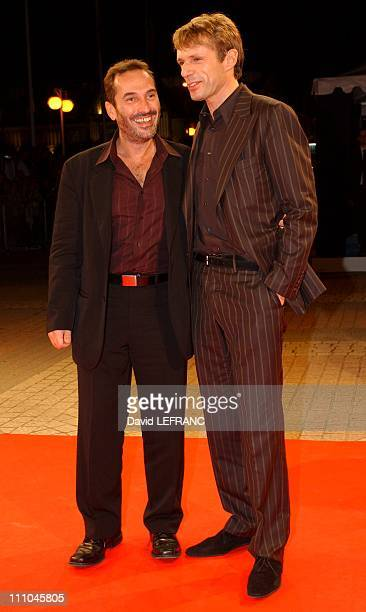 Pitof and Lambert Wilson present Catwoman in Deauville France on September 04 2004