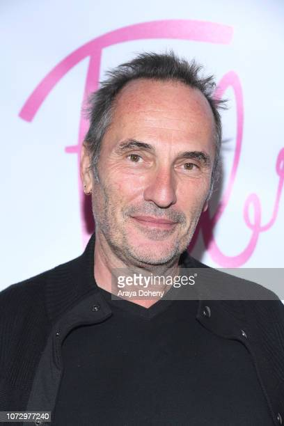 Pitof Comar attends the URBAN2020 Fabrice Spies Benefiting STOP Trafficking of People on December 13 2018 in Los Angeles California