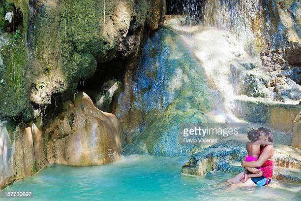 Pitons Waterfall, Saint Lucia