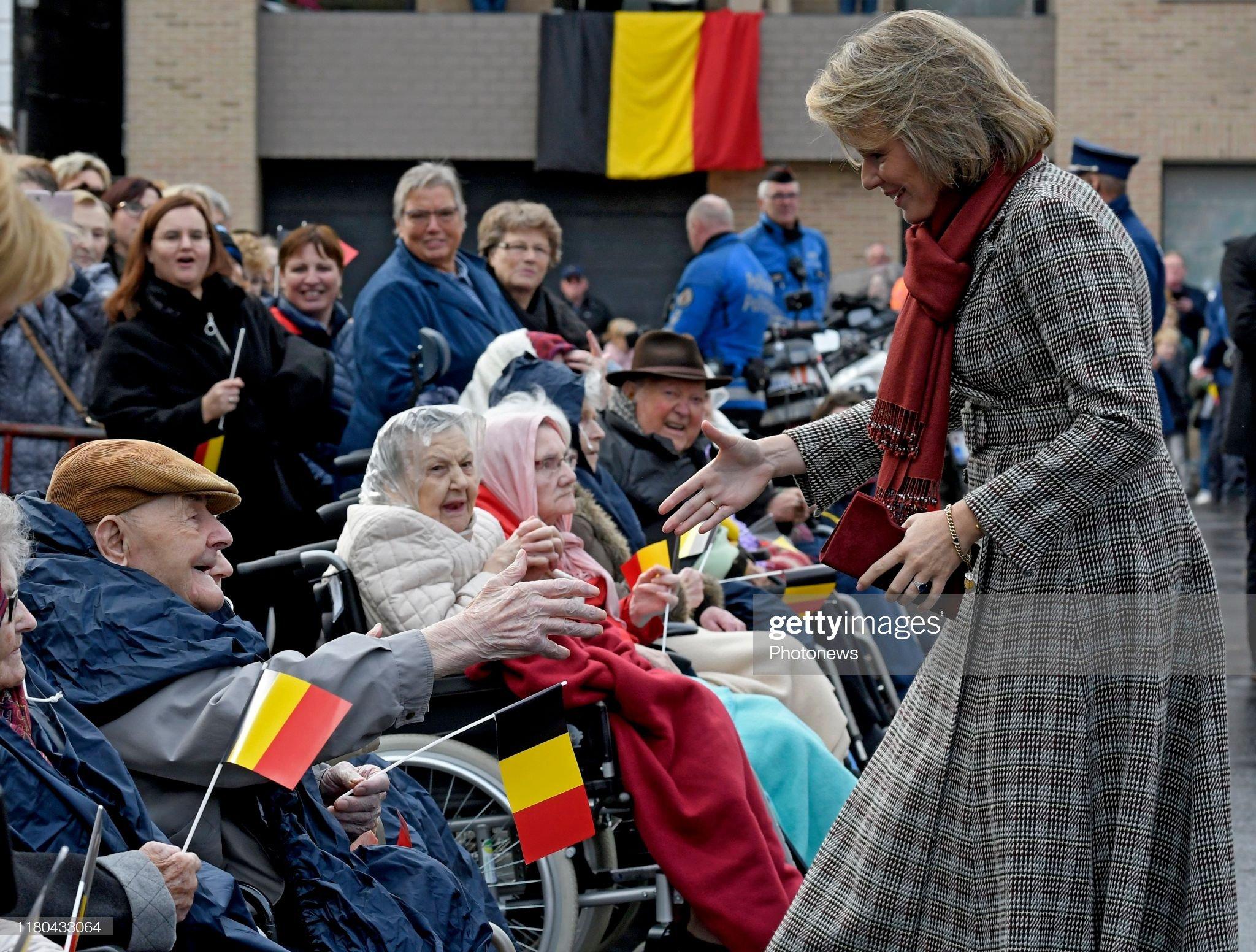 pittem-belgium-november-6-2019-ontmoeting-met-de-bevolking-rencontre-picture-id1180433064