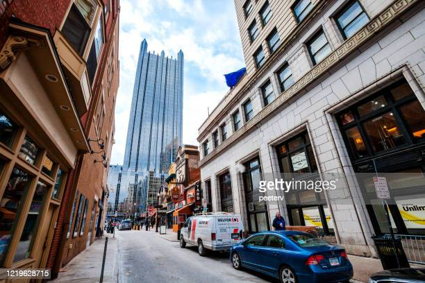 """pittsburgh downtown - """"peeter viisimaa"""" or peeterv stock pictures, royalty-free photos & images"""
