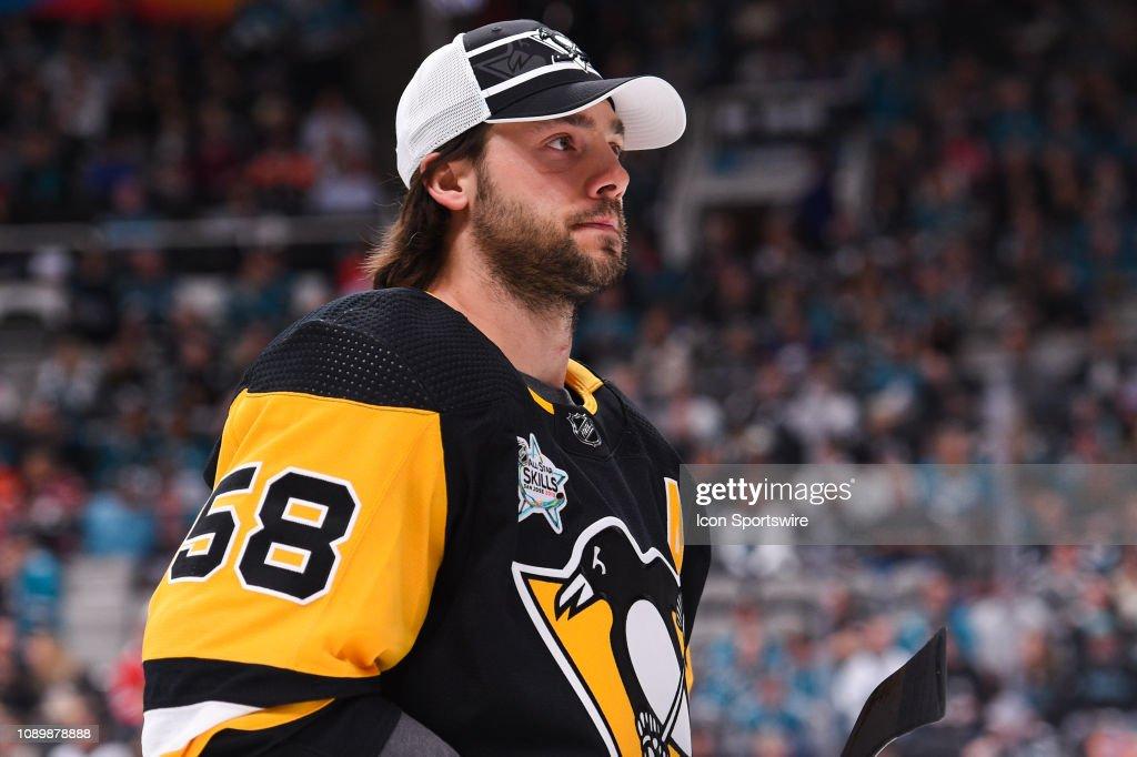 NHL: JAN 25 All-Star Skills Competition : News Photo