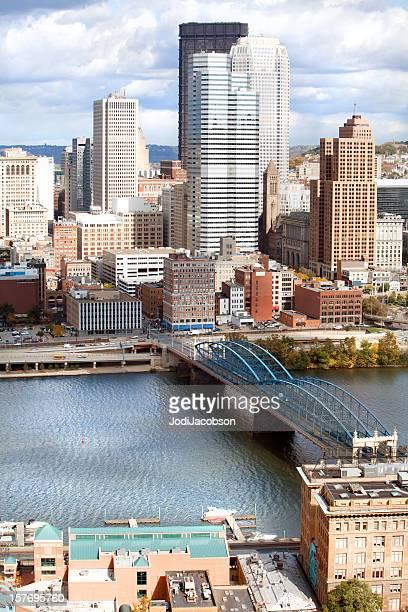 Pittsburgh Pennsylvania skyline