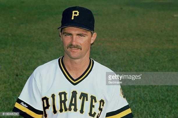 Pittsburgh Pirates Pitcher Doug Drabek