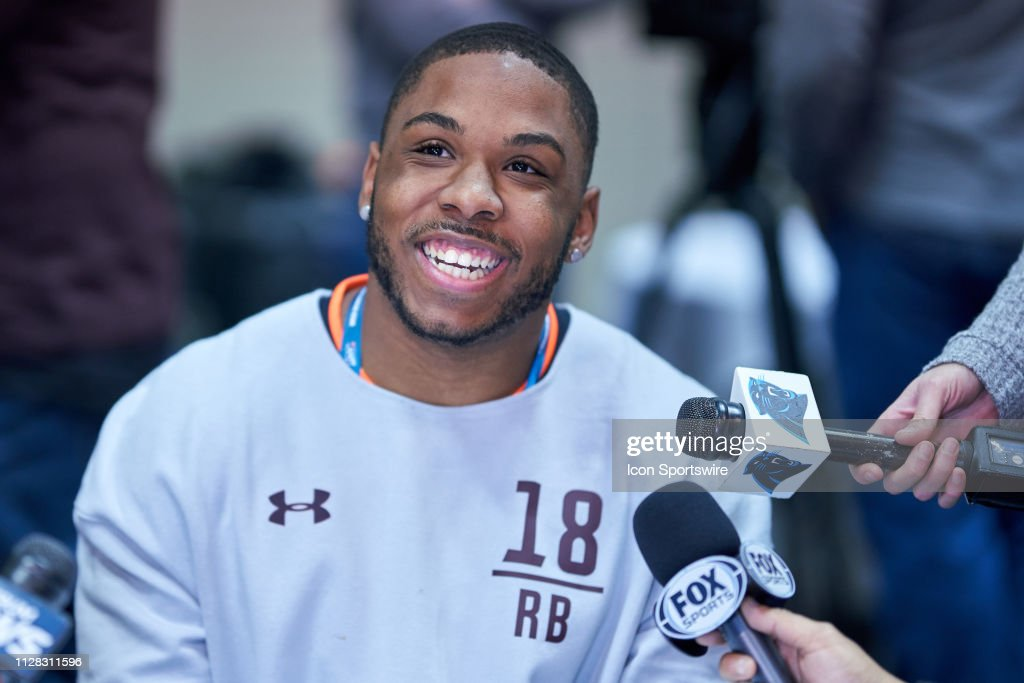 NFL: FEB 28 Scouting Combine : News Photo