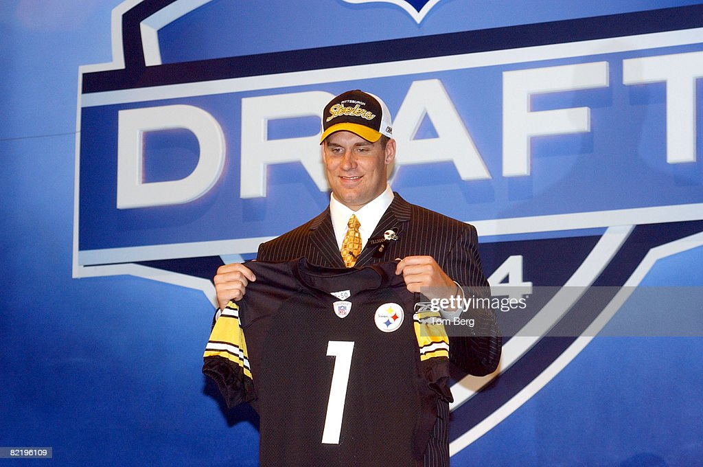 2004 NFL Draft - Day One : News Photo