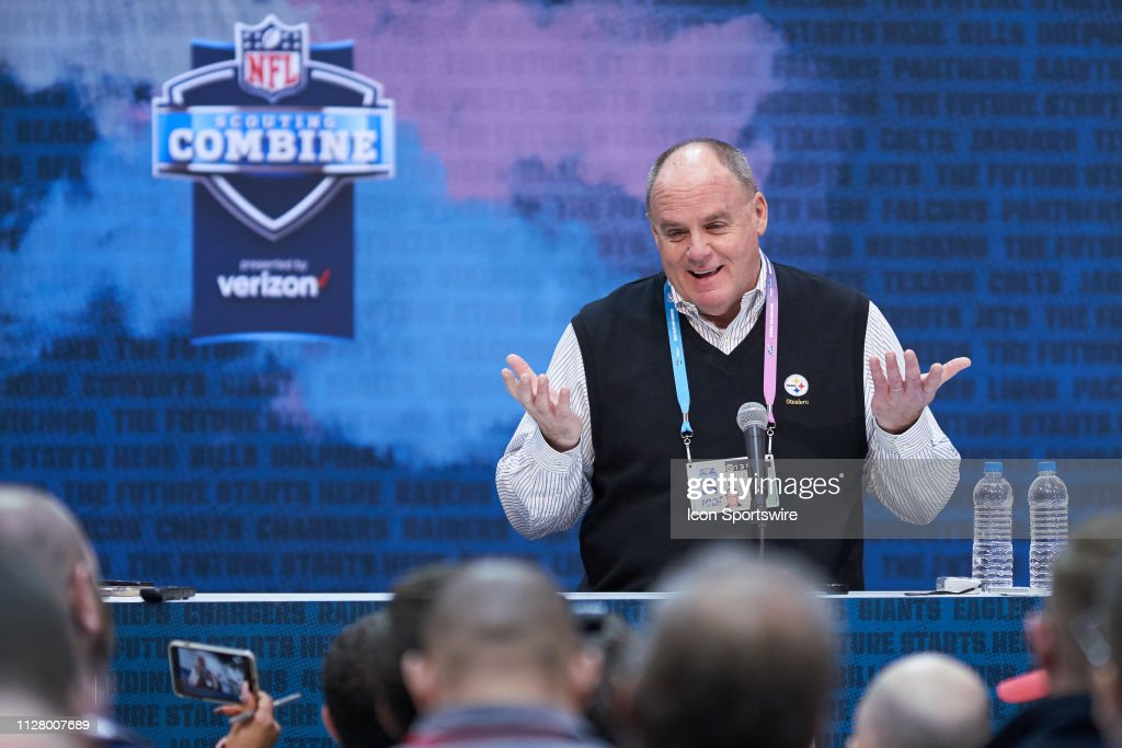 NFL: FEB 27 Scouting Combine : News Photo