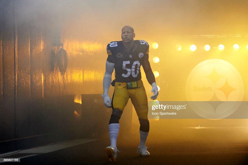NFL: NOV 26 Packers at Steelers : ニュース写真