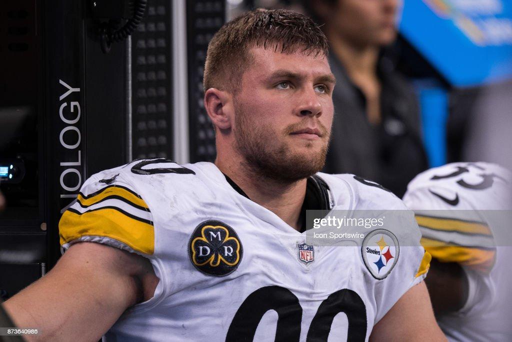 NFL: NOV 12 Steelers at Colts : ニュース写真