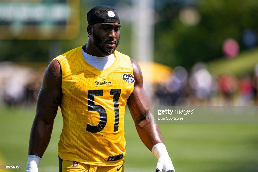 NFL: AUG 03 Steelers Training Camp : News Photo