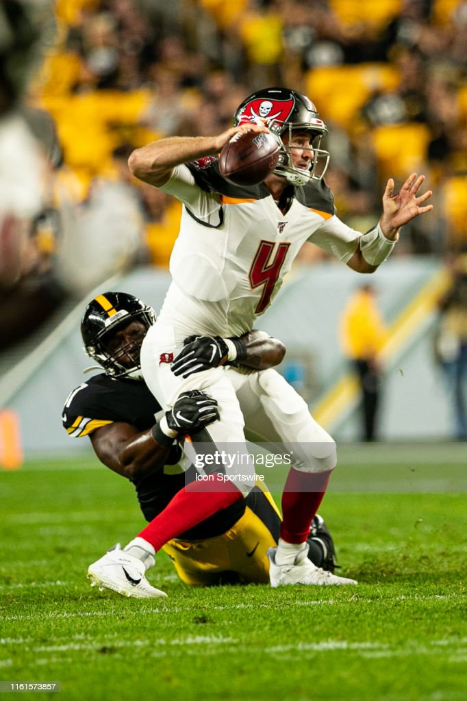 NFL: AUG 09 Preseason - Buccaneers at Steelers : News Photo
