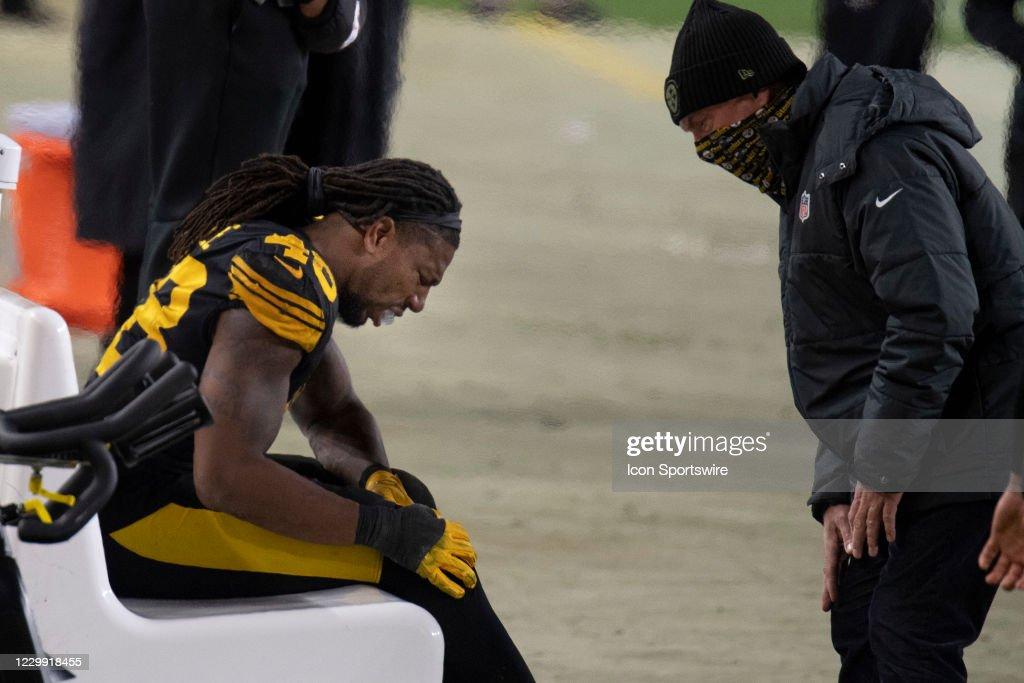 NFL: DEC 02 Ravens at Steelers : News Photo
