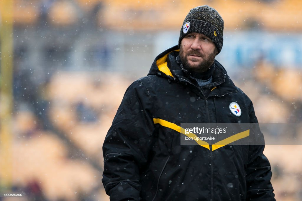NFL: DEC 31 Browns at Steelers : News Photo