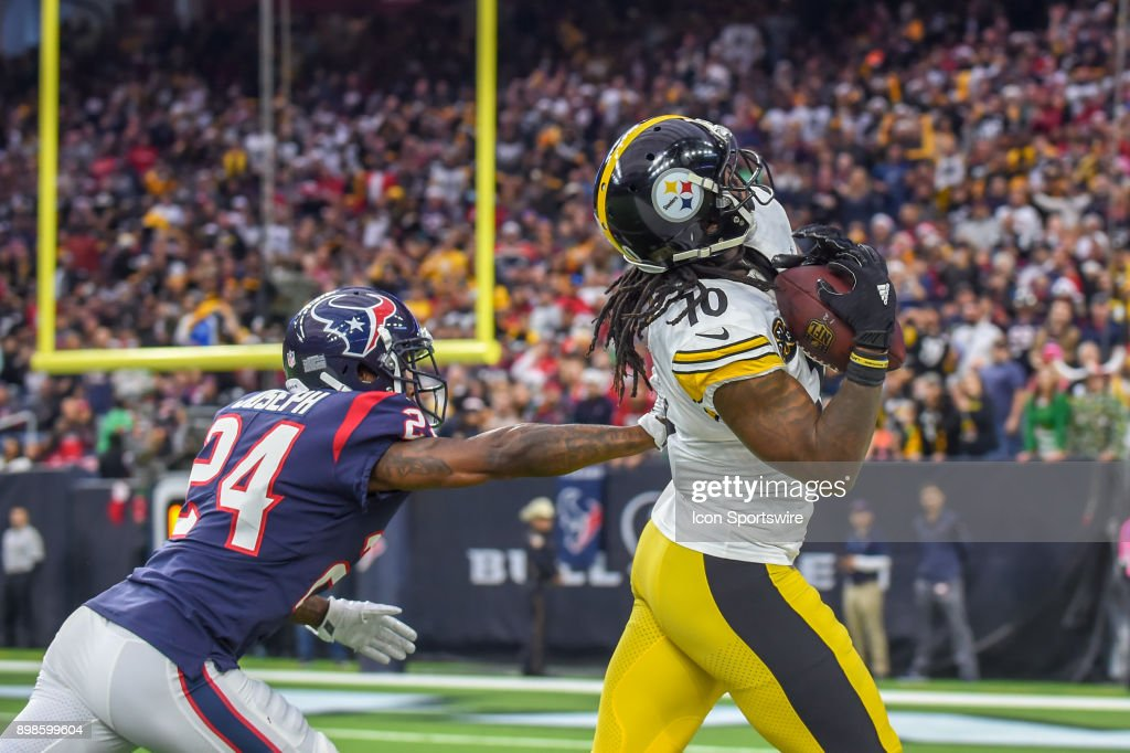 NFL: DEC 25 Steelers at Texans : News Photo