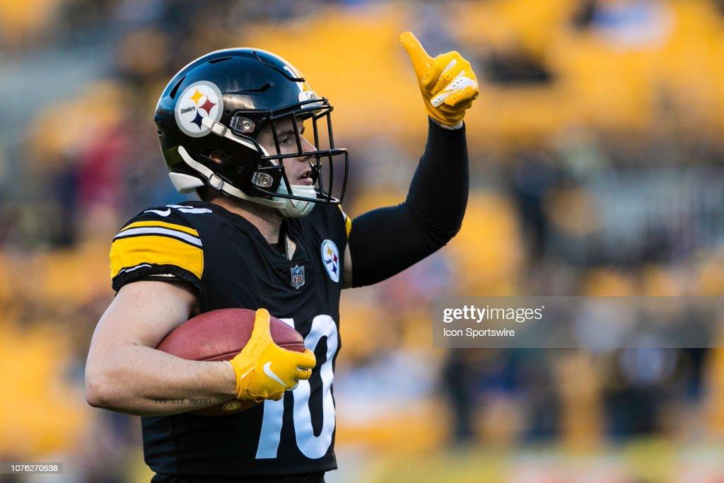 NFL: DEC 30 Bengals at Steelers : News Photo