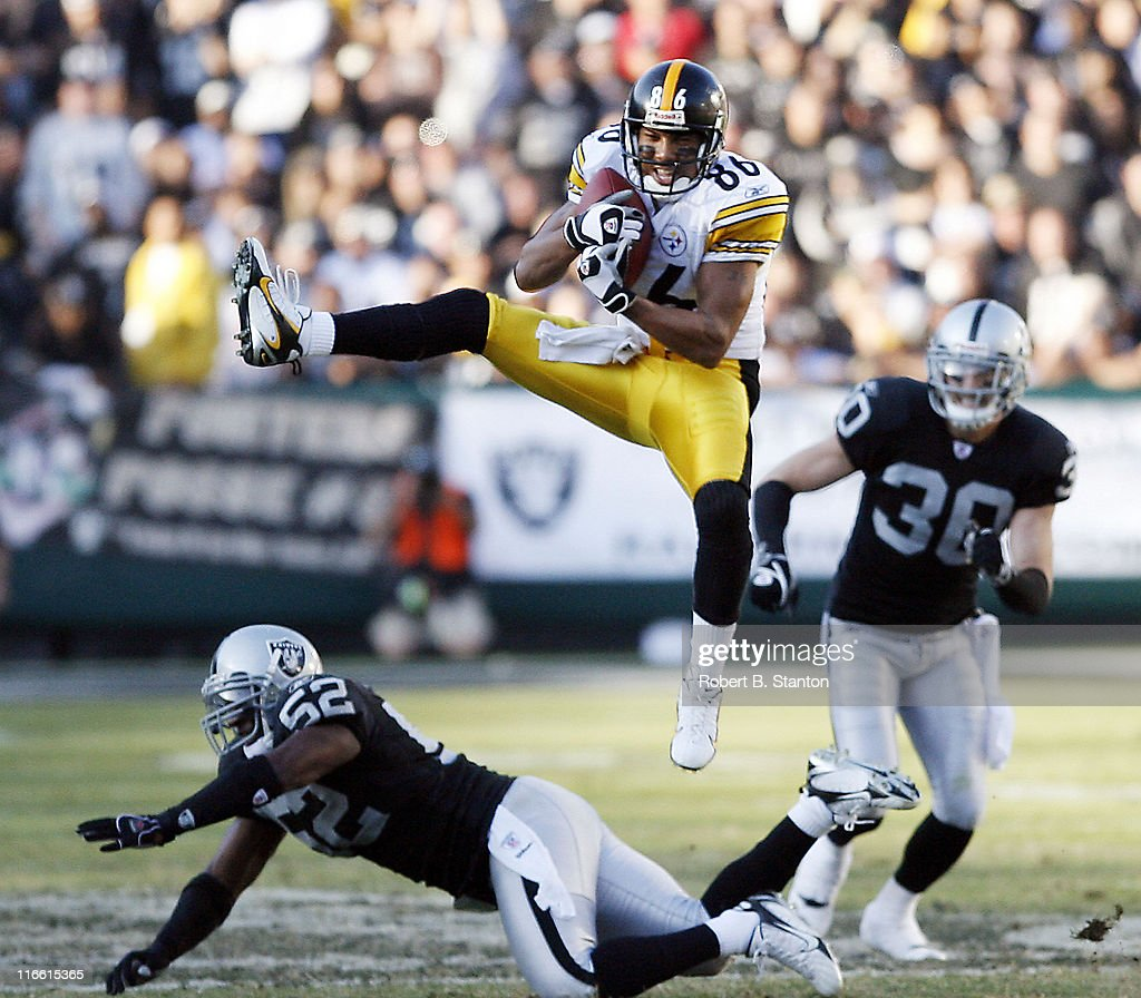 Pittsburgh Steelers vs Oakland Raiders - October 29, 2006