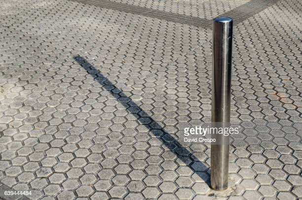 pivot - bollard stock photos and pictures