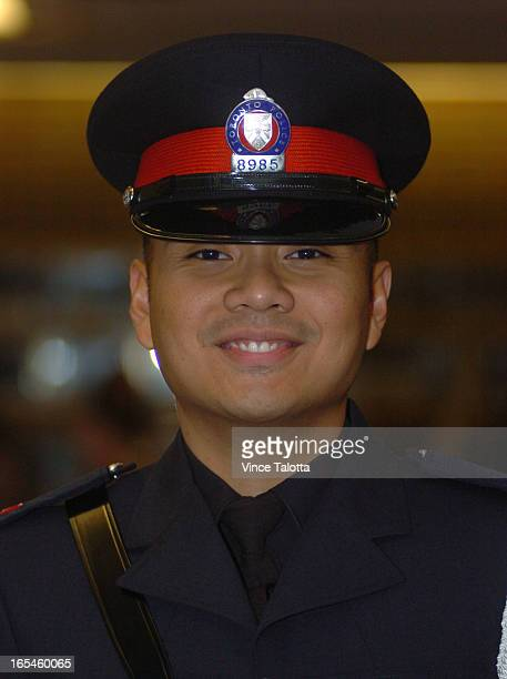 05/11/05 TORONTO ONTARIO GRADS pix A crosssection of some of the new Toronto police grads and why they wanted to join the department Need swearing in...