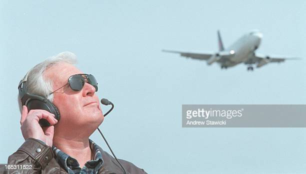 pix of Len Neath to go with taylor here's looking at you profile of former 747 pilot who now runs a store devoted to aviation nuts everything from...