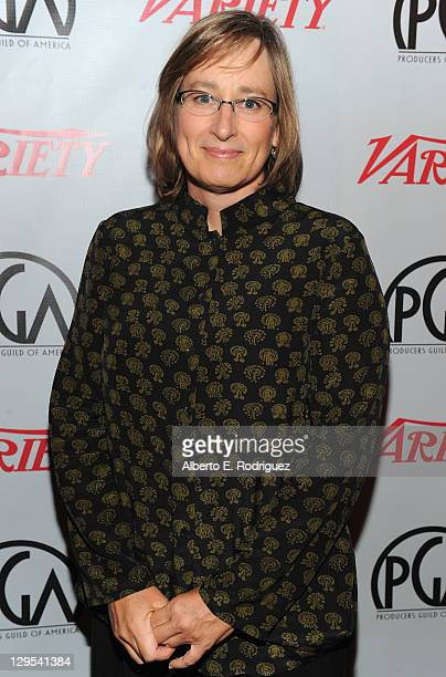 Pixar Animation Studios cinematographer Sharon Calahan attends The Producers Guild of America's Digital 25 2011 Leaders in Emerging Entertainment in...
