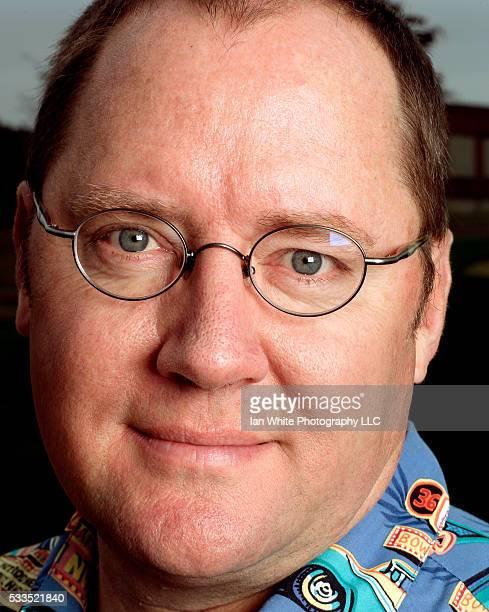 Pixar Director John Lasseter