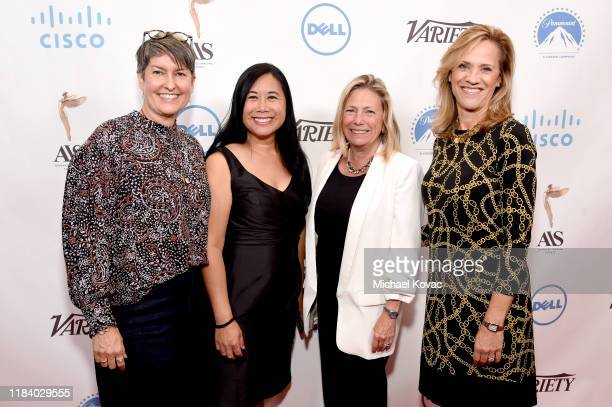 Pixar Director of Studio Mastering and Operations Cynthia Slavens Dreamworks Animation VP Business Operations Strategy and Emerging Technology...