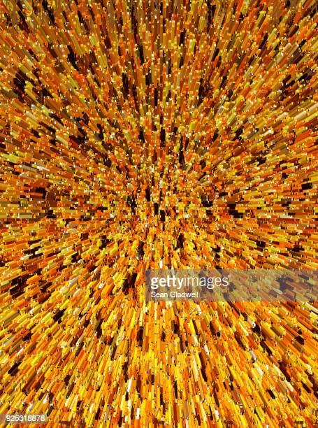 Pixel burst