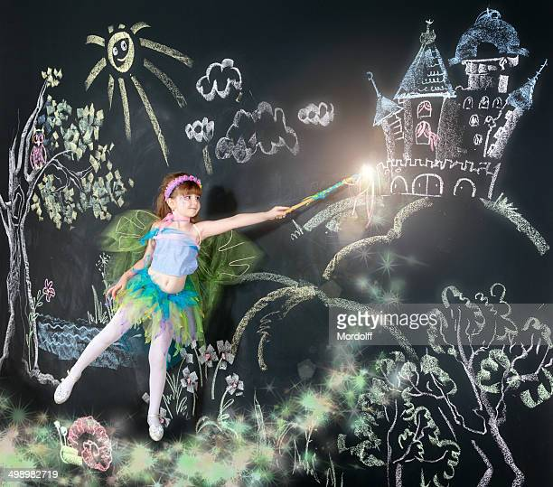 pixie dust - fairy stock photos and pictures