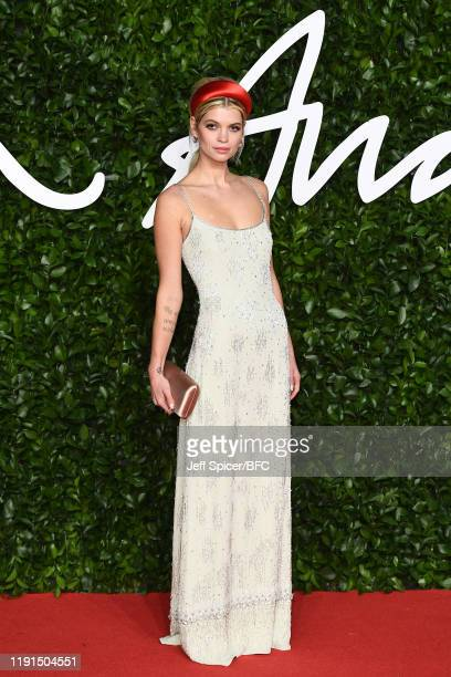 Pixie Geldof arrives at The Fashion Awards 2019 held at Royal Albert Hall on December 02 2019 in London England