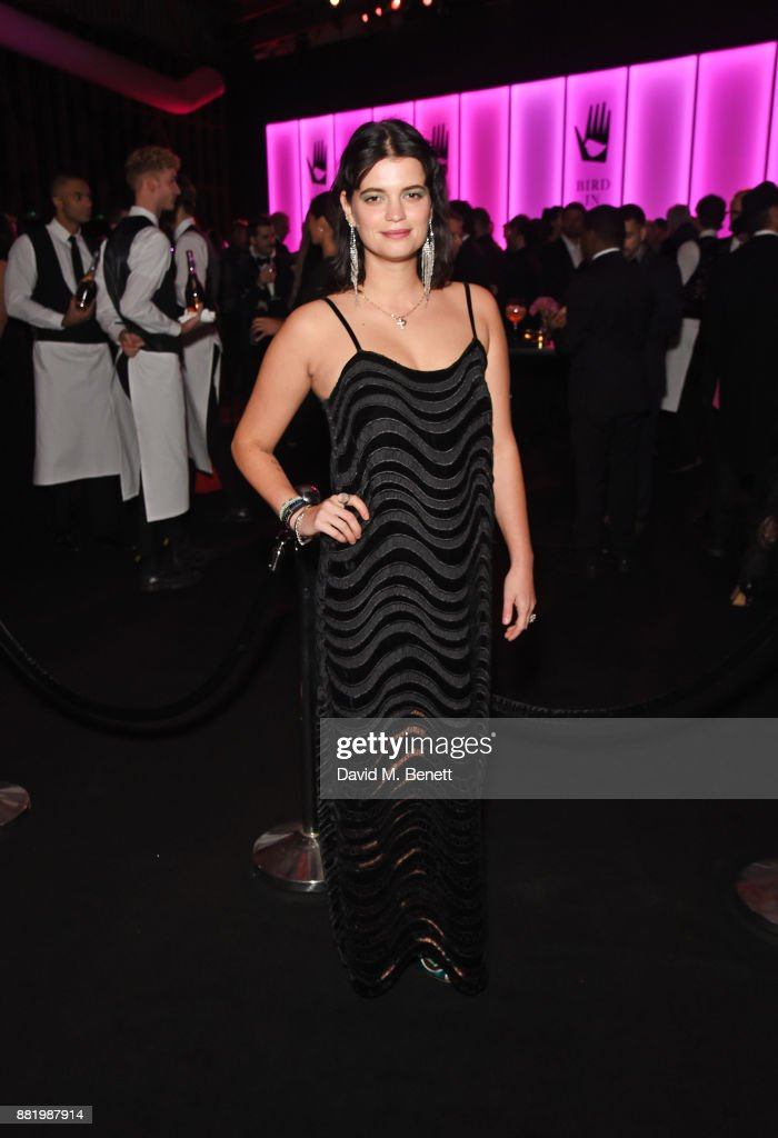Pixie Geldof attends CLUB LOVE for the Elton John AIDS Foundation in association with BVLGARI on November 29, 2017 in London, England.