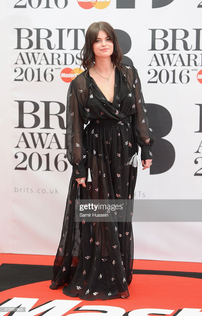 Brit Awards 2016 - Red Carpet Arrivals