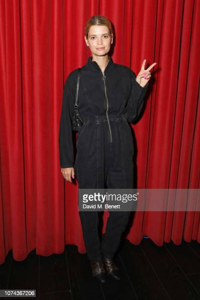 Pixie Geldof attends the Charity Premiere of Sharkwater Extinction at the Curzon Soho on December 18 2018 in London England
