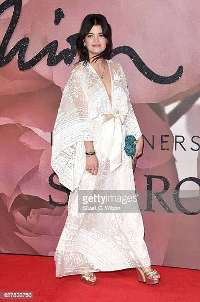 Pixie Geldof attends The Fashion Awards 2016 on December 5 2016 in London United Kingdom
