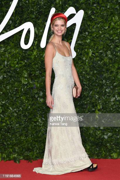 Pixie Geldof attends The Fashion Awards 2019 at the Royal Albert Hall on December 02, 2019 in London, England.