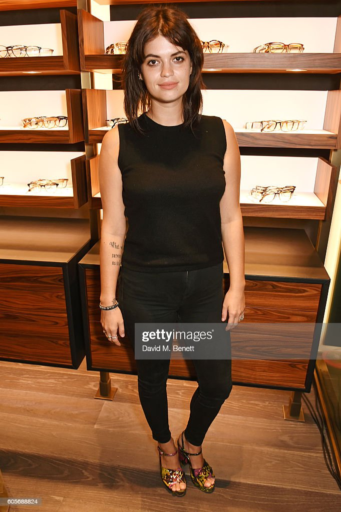 Oliver Peoples London Boutique Launch