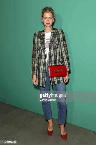 Pixie Geldof attends the Ports 1961 show during London Fashion Week September 2019 on September 14 2019 in London England