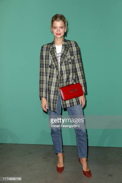 Pixie Geldof attends the Ports 1961 show during London Fashion Week September 2019 AT Tate Modern on September 14 2019 in London England
