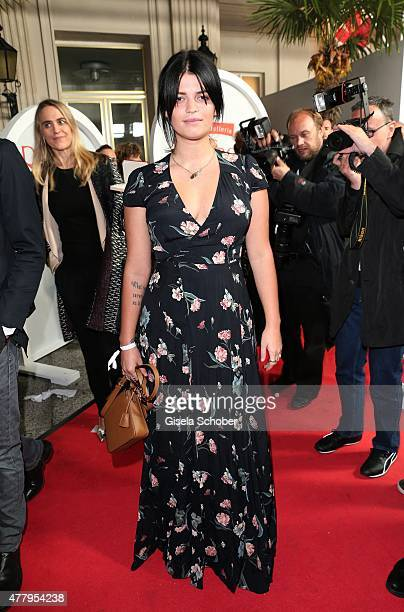 Pixie Geldof daughter of Bob Geldof during the Raffaello Summer Day 2015 to celebrate the 25th anniversary of Raffaello on June 20 2015 in Berlin...