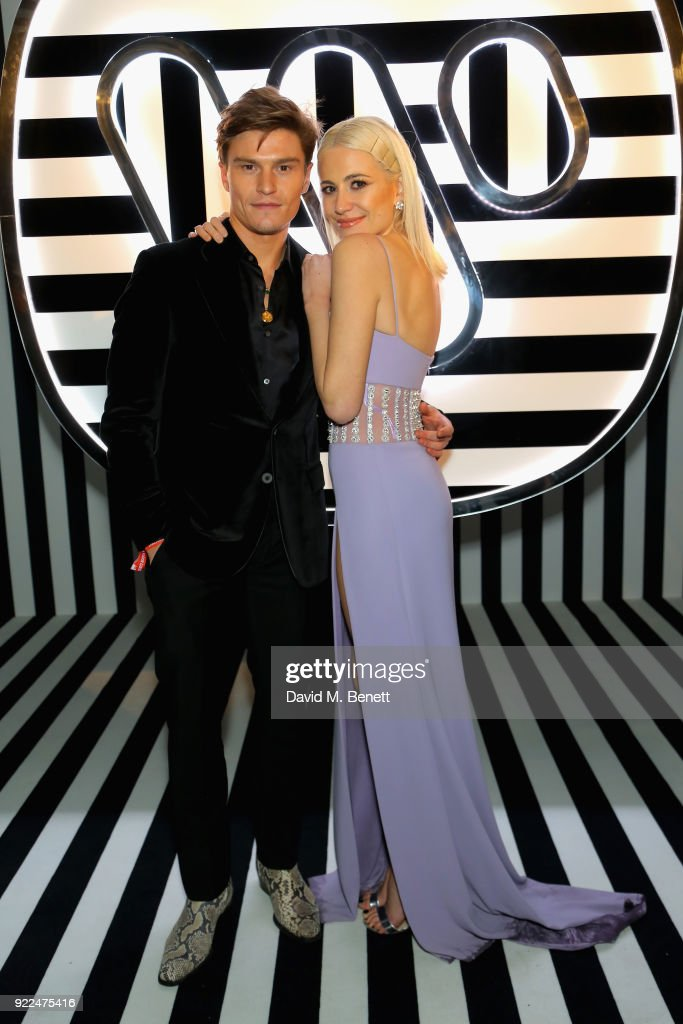 Warner Music Group & Ciroc Brit Awards Party In Association With British GQ : Nachrichtenfoto