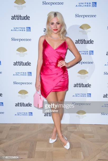 Pixie Lott attends the Attitude Pride Awards at Mandarin Oriental Hotel on July 05 2019 in London England