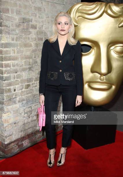 Pixie Lott attends the BAFTA Children's awards at The Roundhouse on November 26 2017 in London England