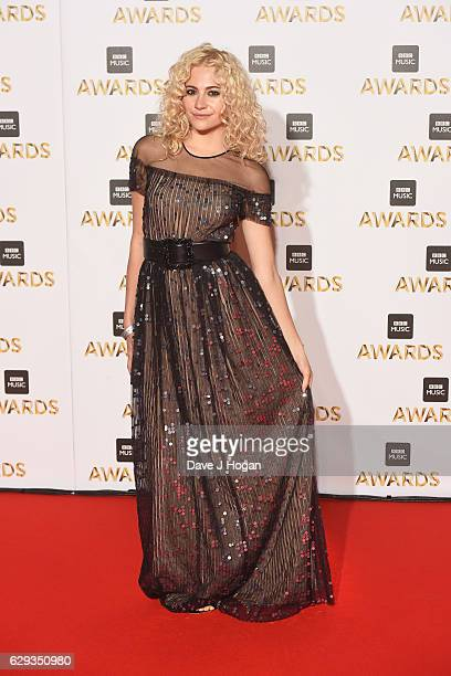 Pixie Lott attends the BBC Music Awards at ExCel on December 12 2016 in London England