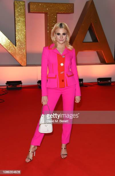 Pixie Lott attends the National Television Awards held at The O2 Arena on January 22 2019 in London England