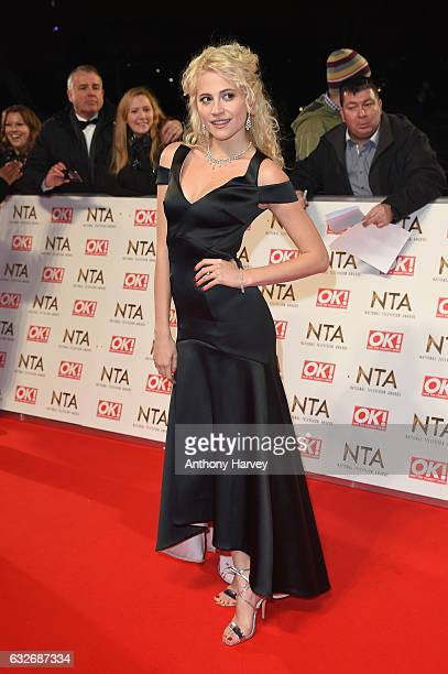 Pixie Lott attends the National Television Awards on January 25 2017 in London United Kingdom