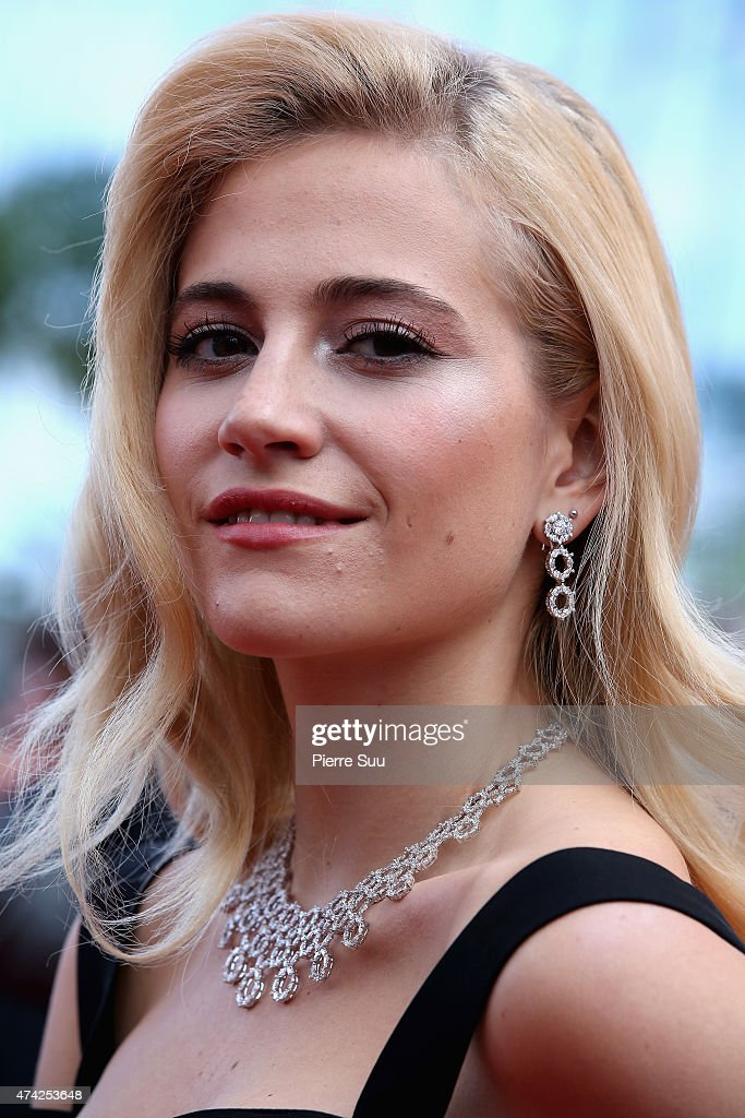 Pixie Lott attends the Premiere of 'Dheepan' during the 68th annual Cannes Film Festival on May 21, 2015 in Cannes, France.